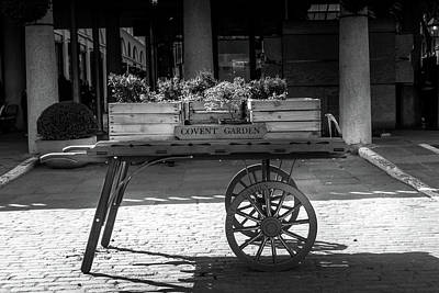 Photograph - Covent Garden by Georgia Fowler