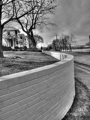 Photograph - Covington Wall by David Bearden