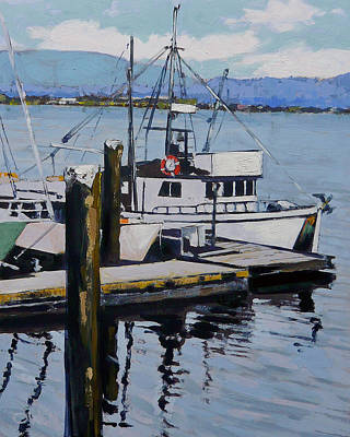 Cow Bay Original by Rob Owen