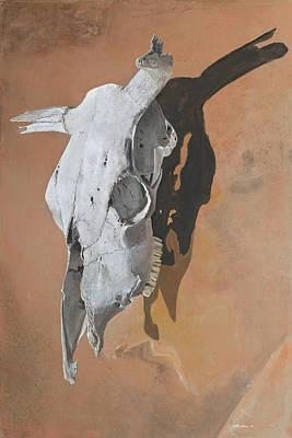 Cow Skull Original