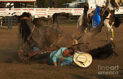 Cowboy Life Photograph - Cowboy Art 8 by Bob Christopher