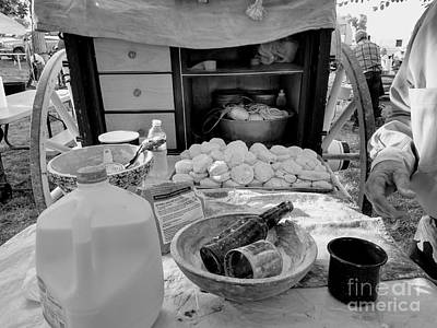 Photograph - Cowboy Cooking by Carole Martinez