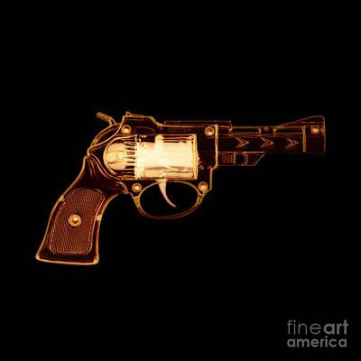 Photograph - Cowboy Gun 002 by Clayton Bastiani