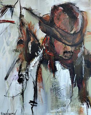 Cowboy II Original by Cher Devereaux
