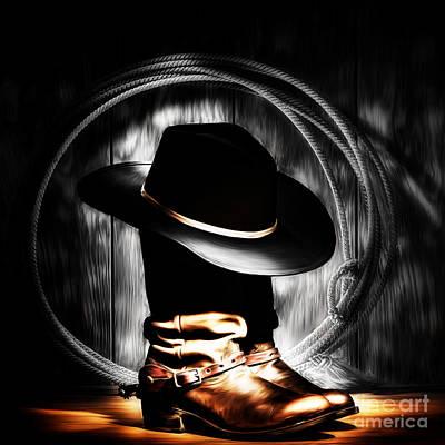 Cowboy Kit 001 Original by Gull G