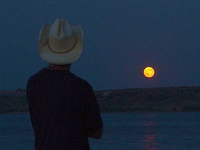 Granger - Cowboy Moon by Greg Rud