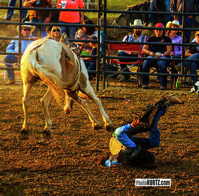 Photograph - Cowboy Over Easy by Jeff Kurtz