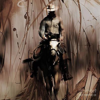 Cowboy Ride  Original by Gull G