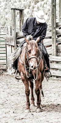 Photograph - Cowboy Style by Athena Mckinzie