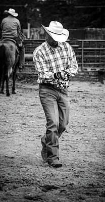 Photograph - Cowboy Wrangler II by Athena Mckinzie