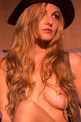 Photograph - Cowgirl 15 by Paul Miners