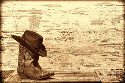Photograph - Cowgirl Boots by American West Legend By Olivier Le Queinec