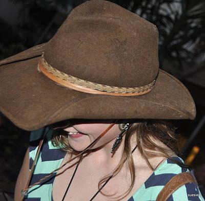 Cowgirl Original by Sue Rosen