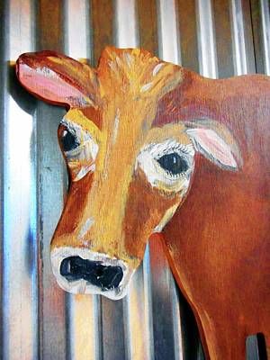 Cows 4 Art Print