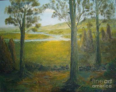 Painting - Cox Reservation by Paul Galante