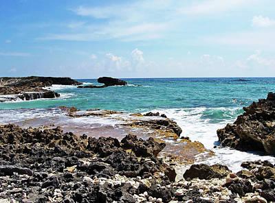 Photograph - Cozumel Beach II by Debbie Oppermann