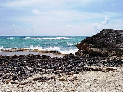 Photograph - Cozumel Beach IIi by Debbie Oppermann