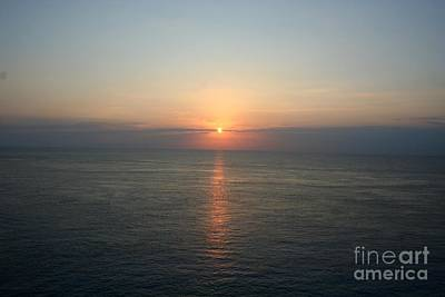 Photograph - Cozumel Sunset by John Black