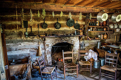 Photograph - Cozy Cabin by Paul Freidlund