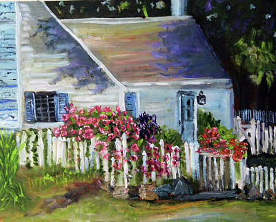 Painting - Cozy by Michael Helfen