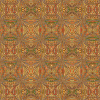 Digital Art - Cozy Pattern by Judi Suni Hall