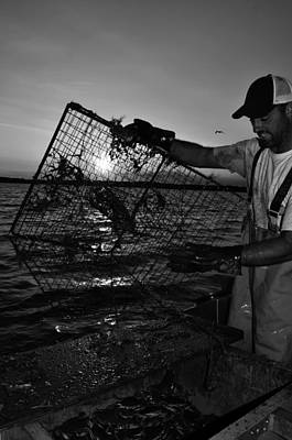 Photograph - Crabbing On The Potomac by La Dolce Vita