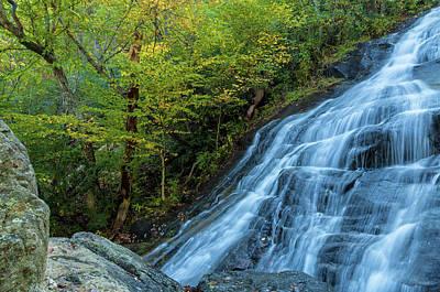 Photograph - Crabtree Falls 2 by Jonathan Nguyen
