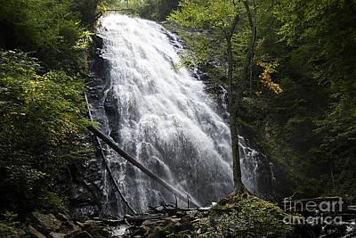 Photograph - Crabtree Falls 20130828_387 by Tina Hopkins