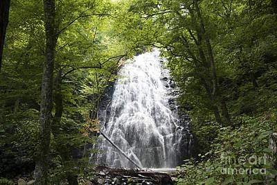 Photograph - Crabtree Falls 20130828_403 by Tina Hopkins