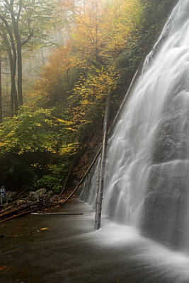 Crabtree Falls Photograph - Crabtree Falls by Derek Thornton