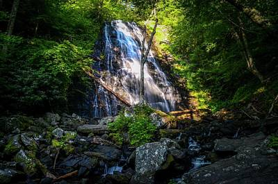 Photograph - Crabtree Falls by Dutch Ducharme