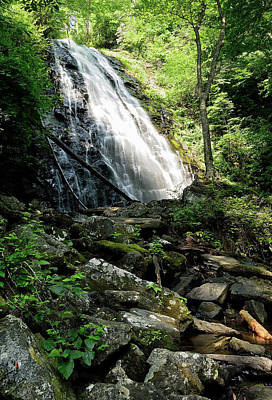 Photograph - Crabtree Falls by Jamie Pattison