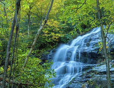 Photograph - Crabtree Falls by Jonathan Nguyen