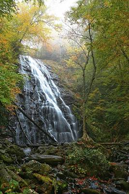 Photograph - Crabtree Waterfall by Carol Montoya