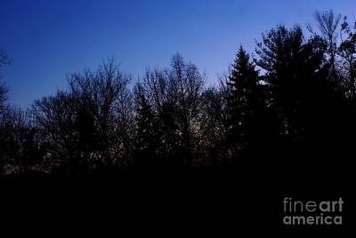 Frank J Casella Royalty-Free and Rights-Managed Images - Crack of Dawn by Frank J Casella