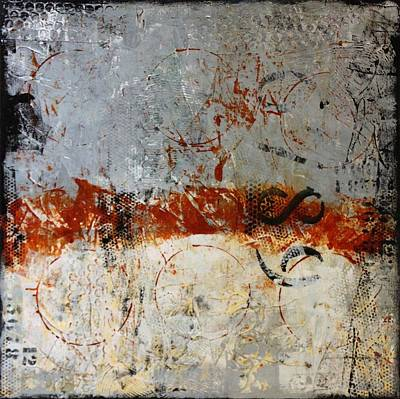 Mixed Media -  Cracked by Lauren Petit