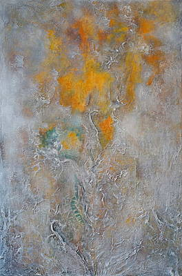 Painting - Cracks by Theresa Marie Johnson