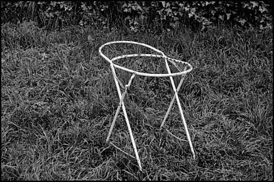 Photograph - Cradle by Werner Hammerstingl