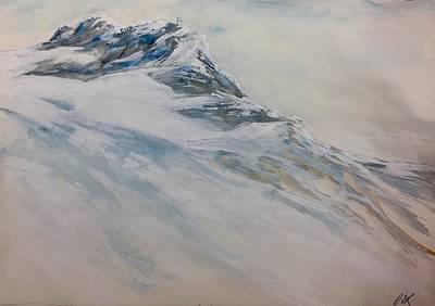 Painting - Craig's Peak by Desmond Raymond
