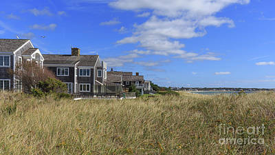 Cape Cod Photograph - Craigsville Beach Cape Cod by Edward Fielding