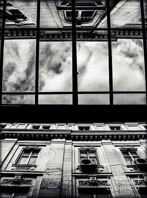 Photograph - Crazy City Bucharest by Daliana Pacuraru
