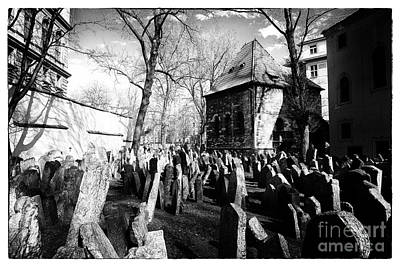 Prague Photograph - Cramped by John Rizzuto