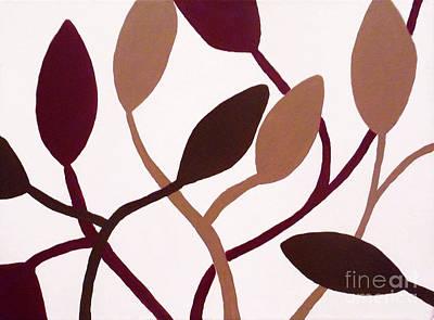 Cranberry Wine Original by Jilian Cramb - AMothersFineArt