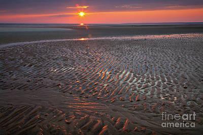Photograph - Crane Beach Sunrise by Susan Cole Kelly