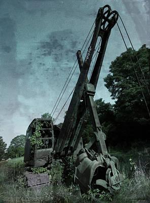 Crane Wall Art - Photograph - Crane by Jerry LoFaro