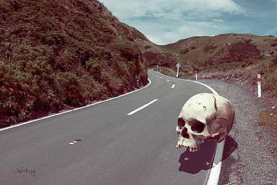 Photograph - Cranium Volito by Joseph Westrupp