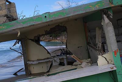 Wall Art - Photograph - Crash Boat by Giovanni Arroyo