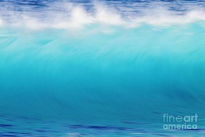 Crashing Blur Art Print by Vince Cavataio - Printscapes