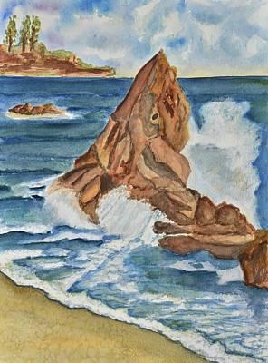 Crashing Wave Original