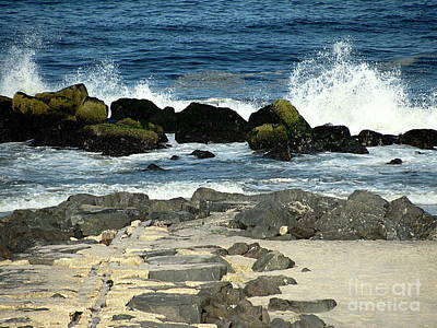 Photograph - Crashing Waves by Colleen Kammerer